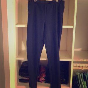 Navy dress slacks